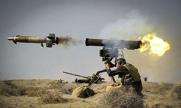 Indigenous anti-tank missile test-fired